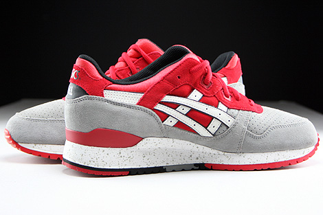 Asics Gel Lyte III Light Grey White Inside