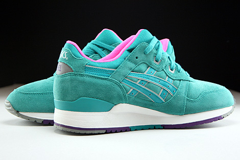 Asics Gel Lyte III Tropical Green Inside
