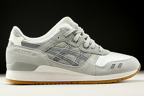 Asics Gel Lyte III Summer Grey Mesh Pack Rechts