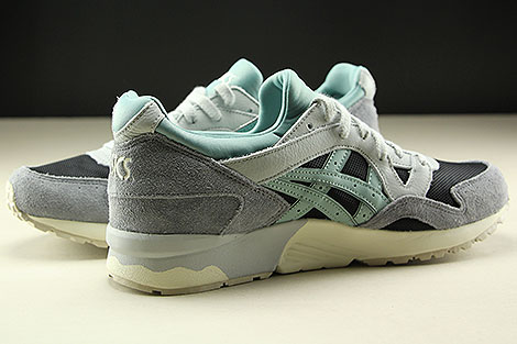 Asics Gel Lyte V Black Blue Surf Innenseite