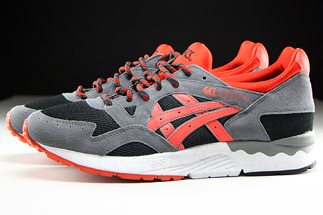 Asics Gel Lyte V Black Orange.com Profile