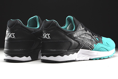 Asics Gel Lyte V Latigo Bay Black Back view