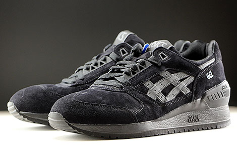 Asics Gel Respector Shadow Pack Seitendetail