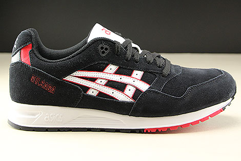 Asics Gel Saga Black White