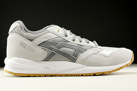 Asics Gel Saga Summer Grey Mesh Pack Rechts