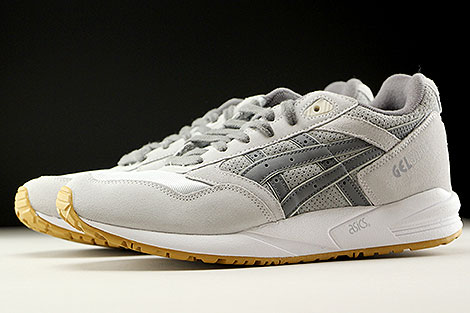 Asics Gel Saga Summer Grey Mesh Pack Profile