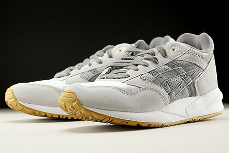 Asics Gel Saga Summer Grey Mesh Pack Seitendetail
