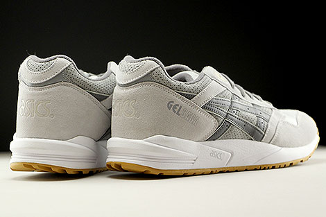 Asics Gel Saga Summer Grey Mesh Pack Back view