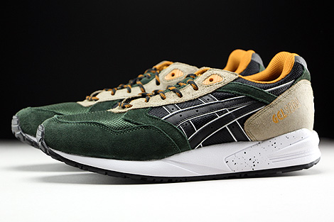 Asics Gel Saga Black (black/white) (#113590) from Claus Störtebeker