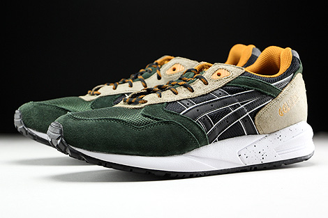 Asics Gel Saga Winter Trail Pack Seitendetail