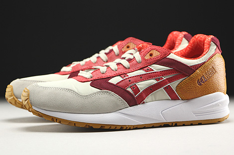 Asics WMNS Gel Saga Autumn Bright Pack Profile