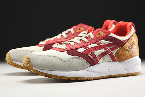 Asics WMNS Gel Saga Autumn Bright Pack Seitendetail