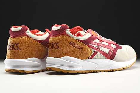 Asics WMNS Gel Saga Autumn Bright Pack Rueckansicht