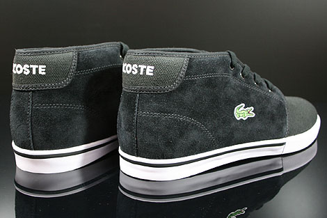 Lacoste Ampthill TBC SPM Black Back view