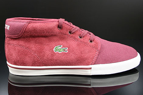 Lacoste Ampthill TBC SPM Dark Red Right