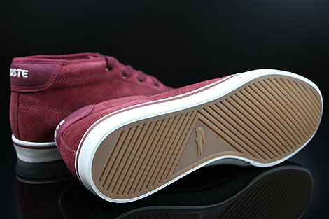 Lacoste Ampthill TBC SPM Dark Red Outsole