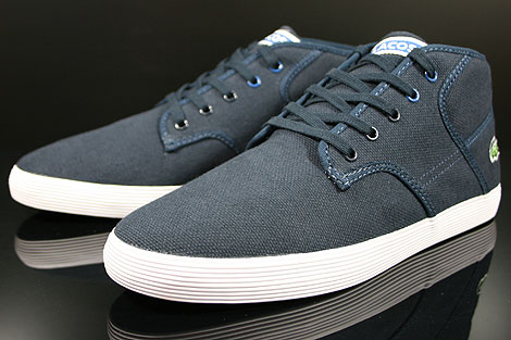 Lacoste Andover MID JAW SPM Dark Blue Sidedetails
