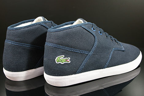 Lacoste Andover MID JAW SPM Dark Blue Back view