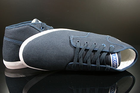 Lacoste Andover MID JAW SPM Dark Blue Over view