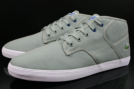 Lacoste Andover MID JAW SPM Grey Blue Sidedetails
