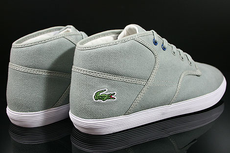 Lacoste Andover MID JAW SPM Grey Blue Back view