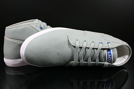 Lacoste Andover MID JAW SPM Grey Blue Over view