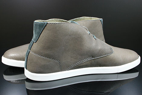 Lacoste Arona 14 SRM LTH Dark Grey White Inside