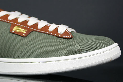 Lacoste Broadwick LB STM Khaki Brown Inside