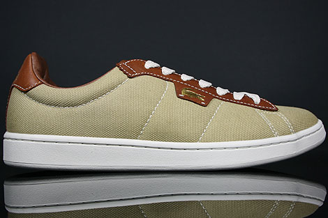 Lacoste Broadwick LB STM Light Brown Right