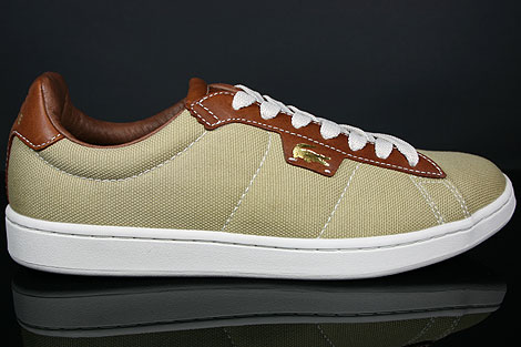 Lacoste Broadwick LB STM Light Brown Profile