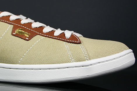 Lacoste Broadwick LB STM Light Brown Inside