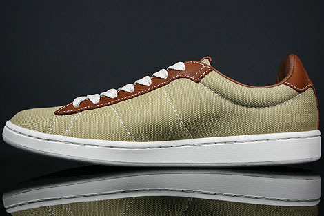 Lacoste Broadwick LB STM Light Brown Back view