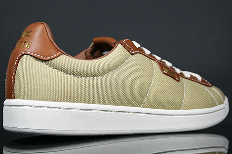 Lacoste Broadwick LB STM Light Brown Over view