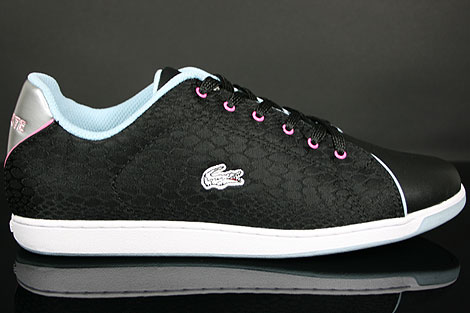 Lacoste Carnaby Lock HT-T SPW Black Light Blue Profile