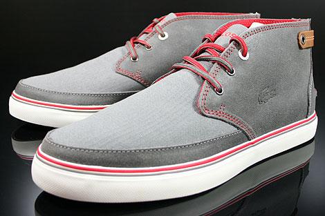 Lacoste Clavel AP 6 SRM Grey Sidedetails