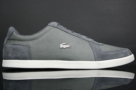 Lacoste Crosier 12 SRM Grey Right