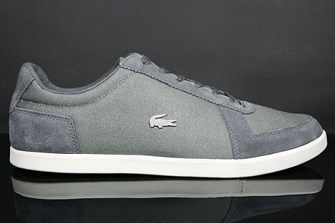 Lacoste Crosier 12 SRM Grey Profile