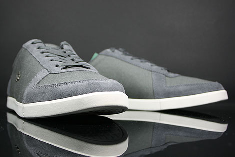 Lacoste Crosier 12 SRM Grey Back view