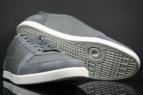 Lacoste Crosier 12 SRM Grey Over view