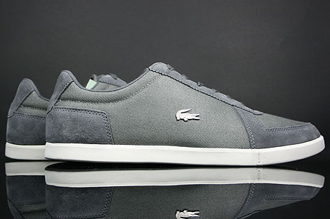 Lacoste Crosier 12 SRM Grey Outsole
