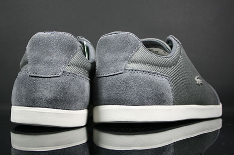 Lacoste Crosier 12 SRM Grey Shoebox
