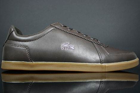 Lacoste Crosier 5 SRM Dark Brown Right