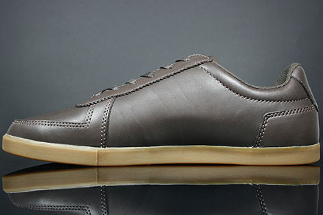 Lacoste Crosier 5 SRM Dark Brown Back view