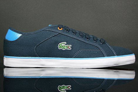 Lacoste Darton BP SPM Canvas Darkblue