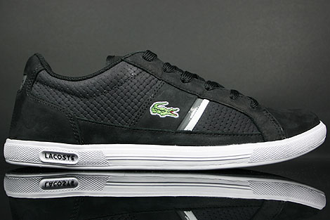Lacoste Europa L NG SPM Black Grey Right