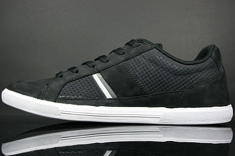 Lacoste Europa L NG SPM Black Grey Back view