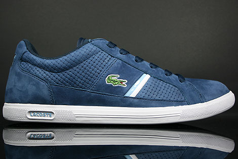 Lacoste Europa L NG SPM Navy Light Blue