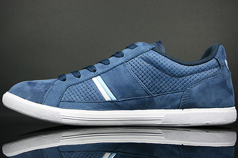 Lacoste Europa L NG SPM Navy Light Blue Back view