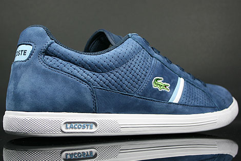 Lacoste Europa L NG SPM Navy Light Blue Over view