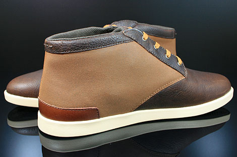 Lacoste Fairbrooke 11 SRM LTH Brown Tan Inside